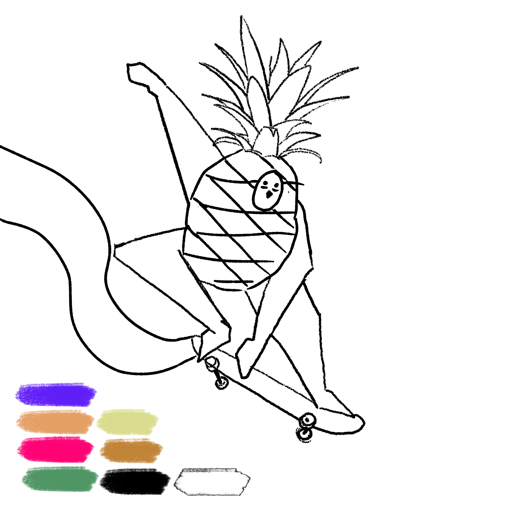 pineapple-guy-raff